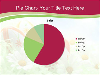Easter Eggs and Camomiles PowerPoint Templates - Slide 36