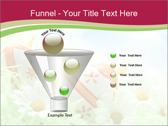 Easter Eggs and Camomiles PowerPoint Templates - Slide 63