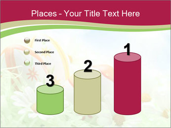 Easter Eggs and Camomiles PowerPoint Templates - Slide 65