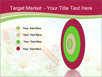 Easter Eggs and Camomiles PowerPoint Template - Slide 84
