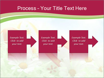 Easter Eggs and Camomiles PowerPoint Templates - Slide 88