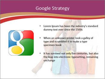 Happy Shopaholic PowerPoint Templates - Slide 10