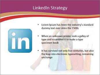 Happy Shopaholic PowerPoint Templates - Slide 12