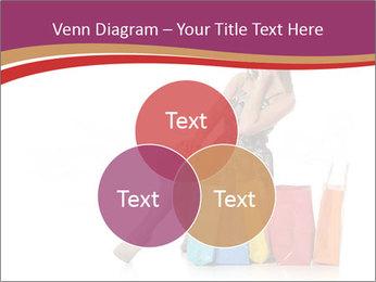 Happy Shopaholic PowerPoint Templates - Slide 33