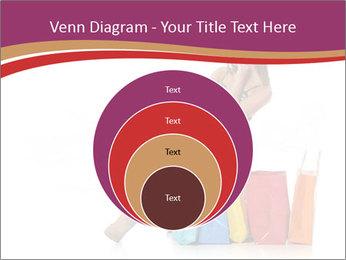 Happy Shopaholic PowerPoint Templates - Slide 34