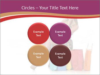 Happy Shopaholic PowerPoint Templates - Slide 38