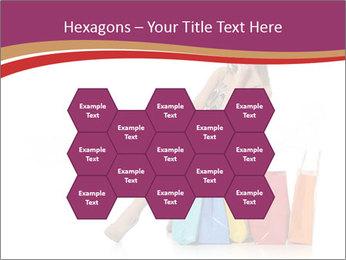 Happy Shopaholic PowerPoint Templates - Slide 44