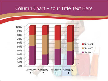 Happy Shopaholic PowerPoint Templates - Slide 50