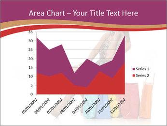 Happy Shopaholic PowerPoint Templates - Slide 53
