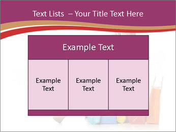 Happy Shopaholic PowerPoint Templates - Slide 59