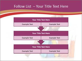 Happy Shopaholic PowerPoint Templates - Slide 60