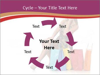 Happy Shopaholic PowerPoint Templates - Slide 62