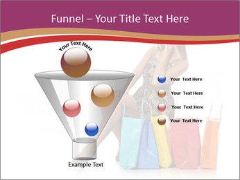 Happy Shopaholic PowerPoint Templates - Slide 63