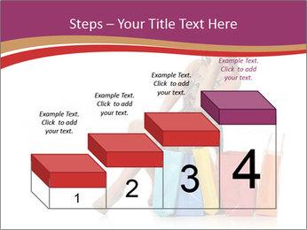 Happy Shopaholic PowerPoint Templates - Slide 64