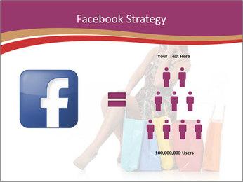 Happy Shopaholic PowerPoint Templates - Slide 7