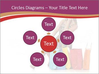 Happy Shopaholic PowerPoint Templates - Slide 78