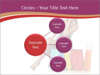 Happy Shopaholic PowerPoint Templates - Slide 79