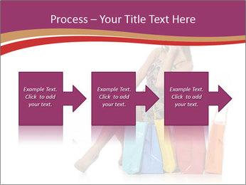 Happy Shopaholic PowerPoint Templates - Slide 88