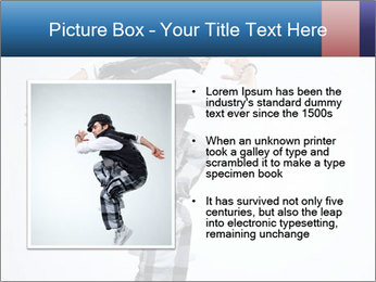 Italian Breakdancer PowerPoint Template - Slide 13