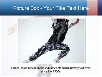 Italian Breakdancer PowerPoint Template - Slide 15
