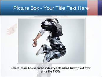 Italian Breakdancer PowerPoint Template - Slide 16