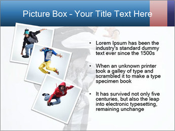 Italian Breakdancer PowerPoint Template - Slide 17