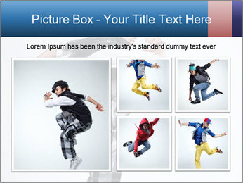 Italian Breakdancer PowerPoint Template - Slide 19
