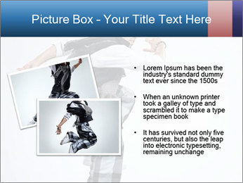 Italian Breakdancer PowerPoint Template - Slide 20