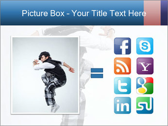 Italian Breakdancer PowerPoint Template - Slide 21