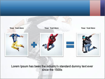 Italian Breakdancer PowerPoint Template - Slide 22