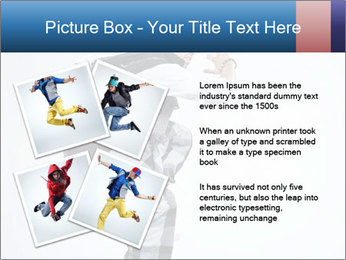 Italian Breakdancer PowerPoint Template - Slide 23