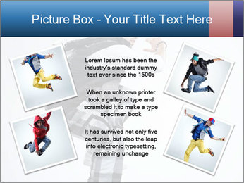 Italian Breakdancer PowerPoint Template - Slide 24