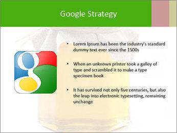 Cute Honey Jar PowerPoint Template - Slide 10