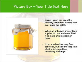 Cute Honey Jar PowerPoint Templates - Slide 13