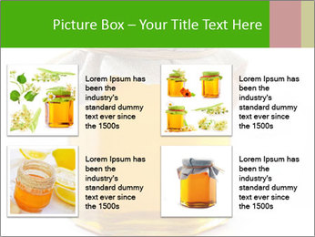 Cute Honey Jar PowerPoint Templates - Slide 14