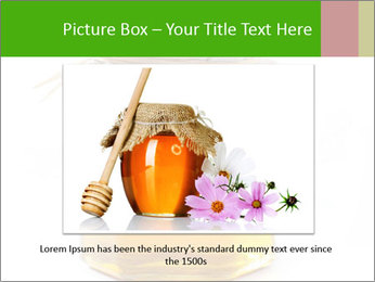 Cute Honey Jar PowerPoint Templates - Slide 15