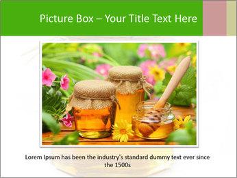 Cute Honey Jar PowerPoint Template - Slide 16