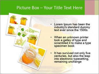 Cute Honey Jar PowerPoint Template - Slide 17