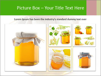 Cute Honey Jar PowerPoint Templates - Slide 19