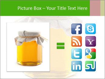Cute Honey Jar PowerPoint Template - Slide 21