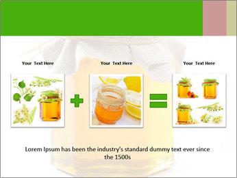 Cute Honey Jar PowerPoint Template - Slide 22