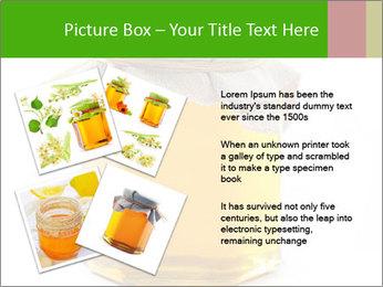 Cute Honey Jar PowerPoint Templates - Slide 23