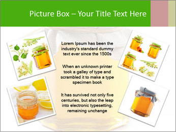 Cute Honey Jar PowerPoint Templates - Slide 24
