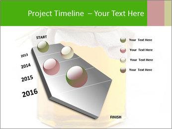Cute Honey Jar PowerPoint Template - Slide 26