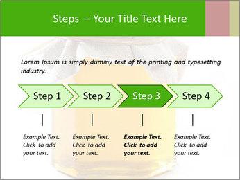 Cute Honey Jar PowerPoint Template - Slide 4