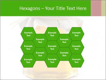 Cute Honey Jar PowerPoint Templates - Slide 44