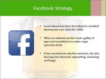 Cute Honey Jar PowerPoint Template - Slide 6
