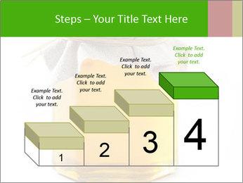Cute Honey Jar PowerPoint Template - Slide 64