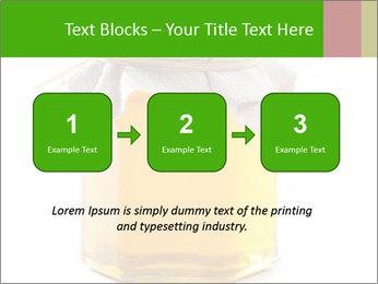 Cute Honey Jar PowerPoint Template - Slide 71