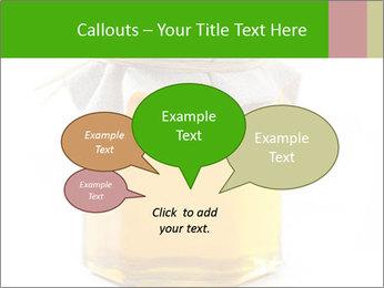 Cute Honey Jar PowerPoint Template - Slide 73